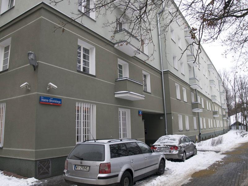 Budynek mieszklany
